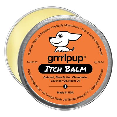 Grrrlpup Itch Balm - 2 oz.