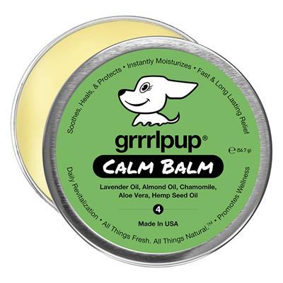 Grrrlpup Calm Balm - 2 oz.