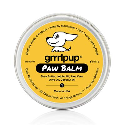 Grrrlpup Set of 4 Balms