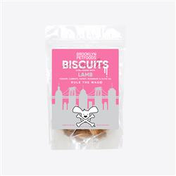 Brooklyn Petfoods Awesome Lamb Biscuits - 6 oz. Bag