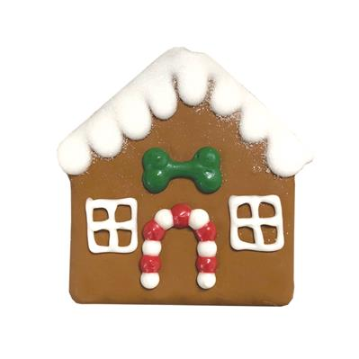 Gingerbread House, 16/Case, Yappy Howlidays, MSRP $2.49