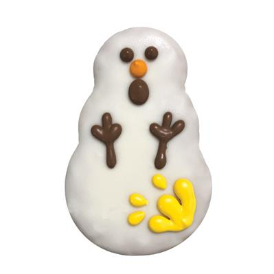 Oh No Yellow Snowman, 20/Case, Yappy Howlidays, MSRP $2.49