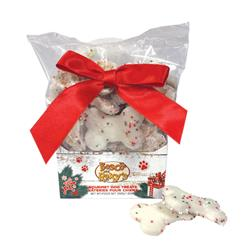 Pre-packaged Holiday Jansen Boxy Base, 8/Case, Yappy Howlidays, MSRP $5.99
