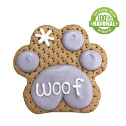 "Prepackaged 4"" Woof Paw, 6/Case, Snow Cute, $5.99"