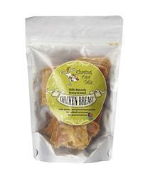 Dehydrated Chicken Breast Dog Treats, 5 oz Bag