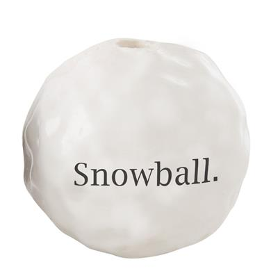 """3.75"""" Orbee Snowball by Planet Dog"""