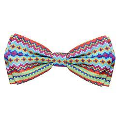Fairisle Bow Tie by Huxley & Kent