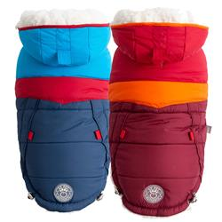 Trekking Parka Blue and Red by GF Pet
