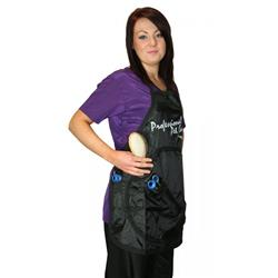 Deluxe Grooming Apron in Black by Proguard