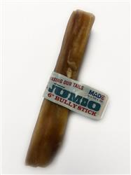 "USA Odorless THICK 6"" Bully Sticks - Banded Singles"