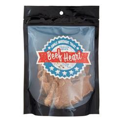 Beef Hearts Freeze-Dried Dog Treats - 3oz. Bag
