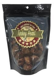 Turkey Heart Freeze-Dried Dog Treats - 3oz. Bag