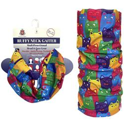 Ruffy Gaiter CRAZY CATS by Huxley & Kent
