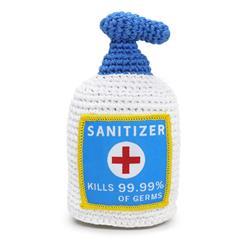 PAWer Squeaky Toy - Sanitizer