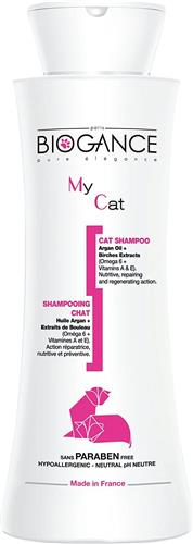 Biogance My Cat Shampoo, 250 ml
