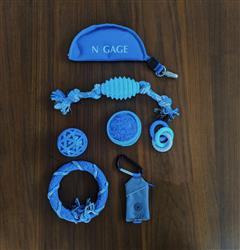N-GAGE Pack - Blue: Junior