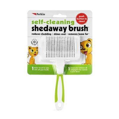 Petkin Self Cleaning ShedAway Brush