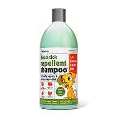 Petkin MegaValu Flea / Tick Shampoo - 32oz.