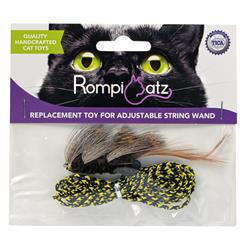 RompiCatz Replacement Bug - Adjustable String Wand Toys