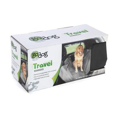 goDog® Travel Hammock Pet Car Seat Cover