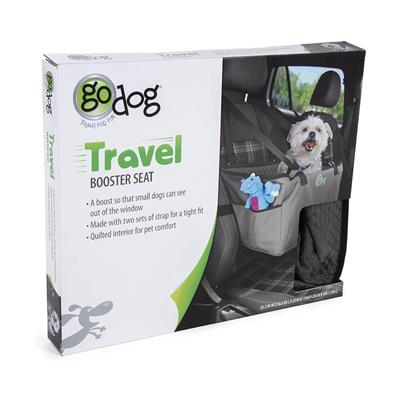 goDog® Travel Pet Car Booster Seat