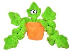 Unstuffed Ivy Dog Toy