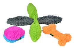 Duraplush Puppy Pack Dog Toys