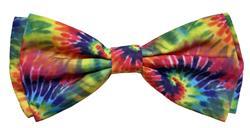 Woodstock Tie Dye Bow Tie by Huxley & Kent