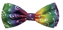 Bone-Dana Multi Bow Tie by Huxley & Kent