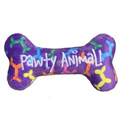Pawty Animal Bone by Lulubelles Power Plush
