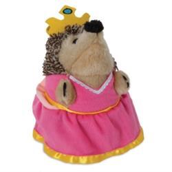 Zoobilee Princess Heggie Dog Toy