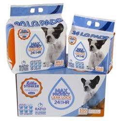 Precision Pet® Little Stinker Large House Breaking Pads