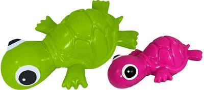 Ecolast Rubber 3-Play Turtle