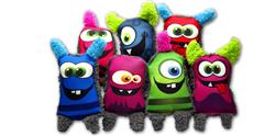 Duraplush Small Monsters