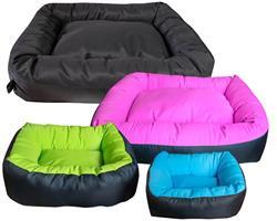 Waterproof Barrier Nestle Dog Bed