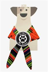 Halloween Spiders Bandana by In Dog We Trust™