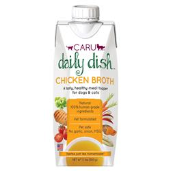 Daily Dish Chicken Broth for Dogs and Cats