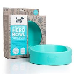 "Hownd ""Hero"" Antimicrobial Dog Bowls with BioCote Protection"