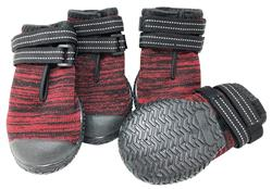 Pet Life® 'Mud-Trax' Ankle Supporting and Performance Dog Shoes