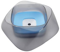 Pet Life® 'Hydritate' Anti-Puddle Cat and Dog Drinking Water Bowl