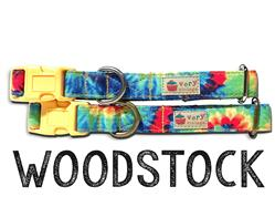 Woodstock – Organic Cotton Collars & Leashes