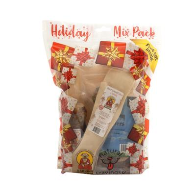 Holiday Mix Pack Standup Pouch