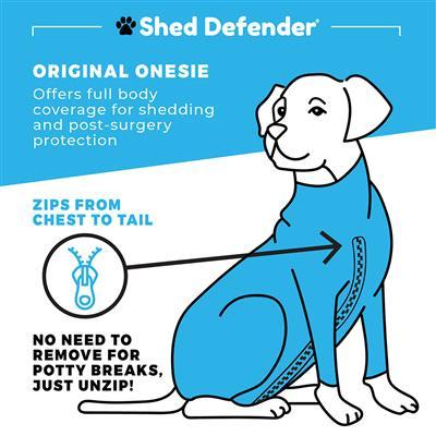 Shed Defender® Original - Royal Blue