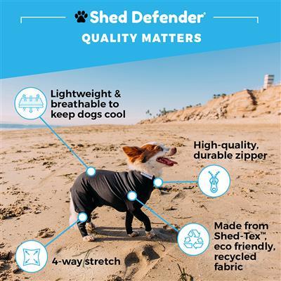 Shed Defender® Sport - Black