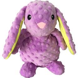 "12"" Dotty Friends Rabbit Plush Toy"