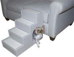 Pet Step IV With Den - Essential Grey