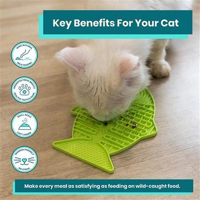 LickiMat Casper - for Cats