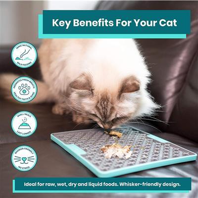 LickiMat Buddy Tuff - for Cats