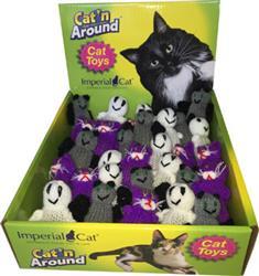 Trick-O-Treat Catnip Critters