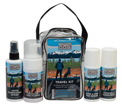 Terrain D.O.G.® Travel Kit
